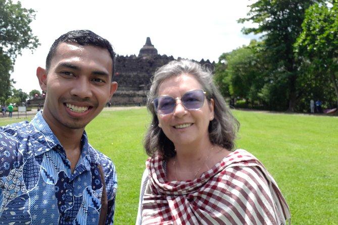 Driver Borobudur Prambanan Yogyakarta