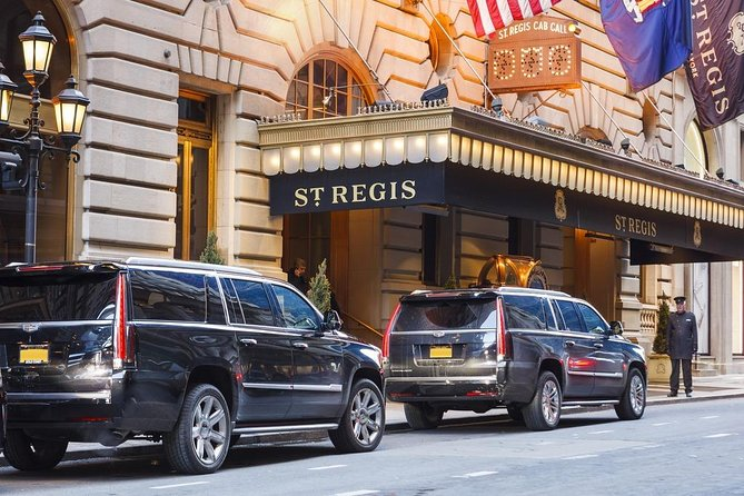 Manhattan Private Luxury Transfer to NYC Airports