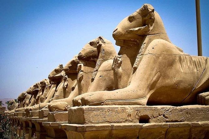 cheap trip -from hurghada to luxor , return and lunch