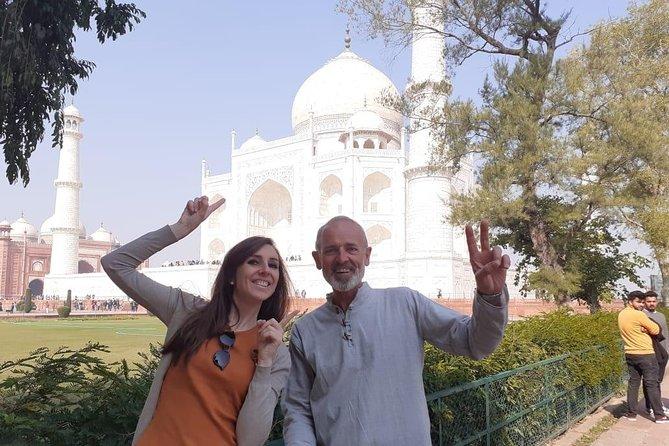 Private Taj Mahal Luxury Full-Day Tour From Delhi- VIP Services