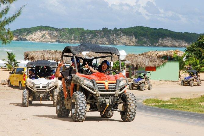 4WD Quad Terracross + Breef Safari, River Cave and Macao Beach