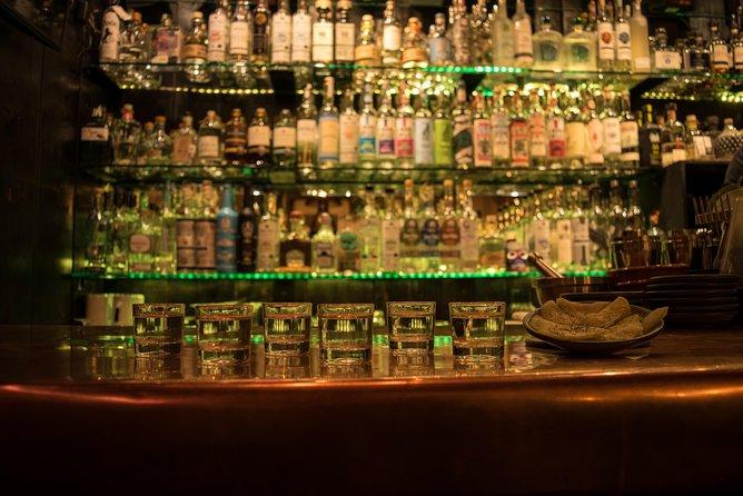 Mexican spirits tasting: Mezcal & Tequila