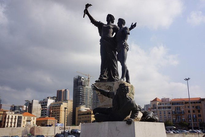 Beirut 3 museums + mini walking tour