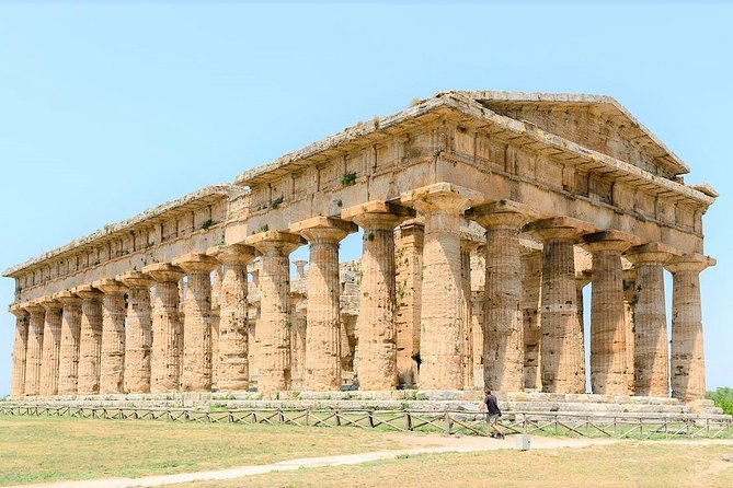 Paestum Archeological Park & Museum Skip the Line Tour with a Native Guide