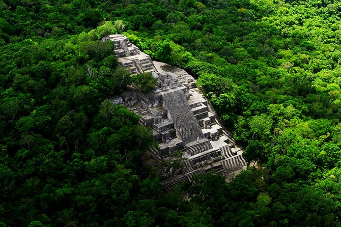 Tour 3 days, archaeological jewels Q. Roo and Campeche, Kayak route, local crafts