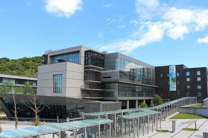 Keelung National Museum of Marine Science and Technology Admission Ticket