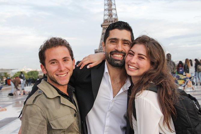 Paul in Paris Eiffel Tower Photo Tour