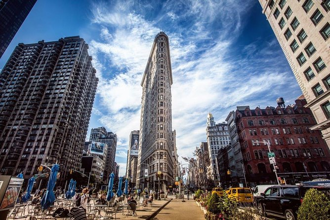 Private Flatiron Food, History & Architecture Tour