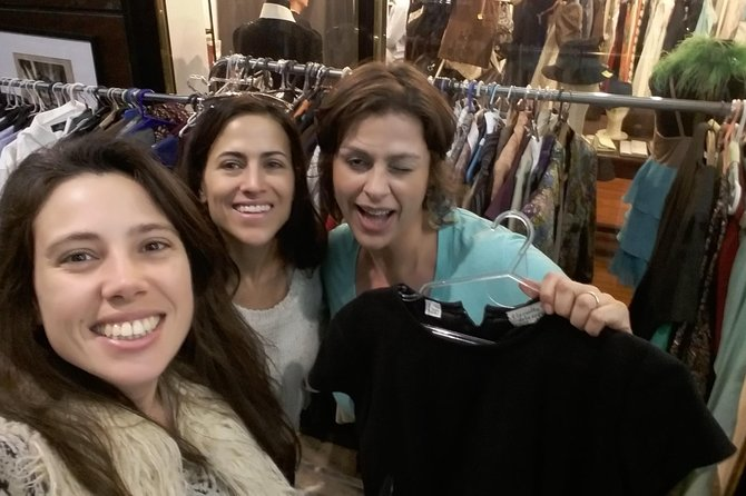 Vintage and Thrift Shopping Tour in BA