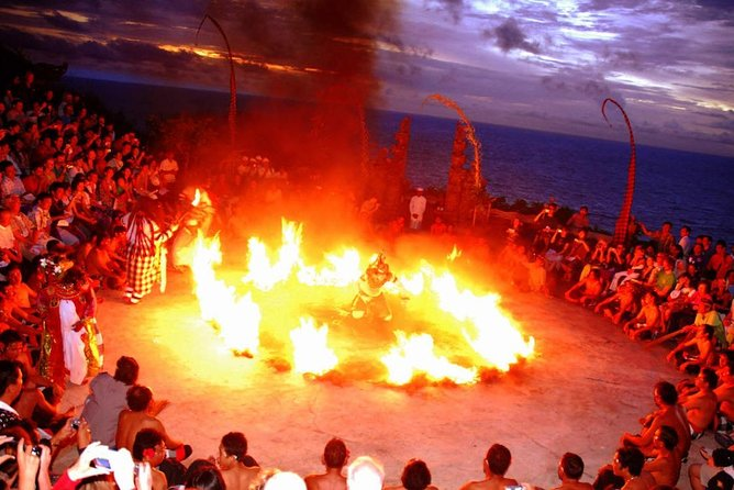 Uluwatu Kecak Fire and Dance Show Tickets