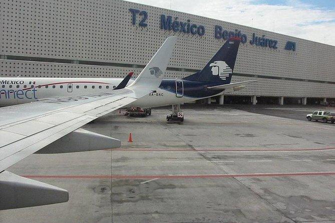 Transportación aeropuerto de ciudad de méxico - Puebla