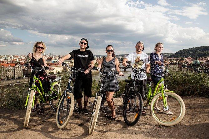 Premium Quality Private E-Bike Tours in Prague