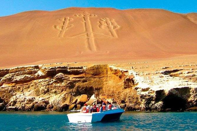 Ballestas Islands and National Reserve / 9 hour tour from Ica-Huacachina