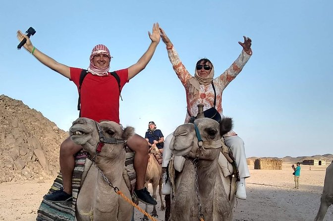 Full-Day Desert Safari Quad Bike and Dune Buggy from Hurghada