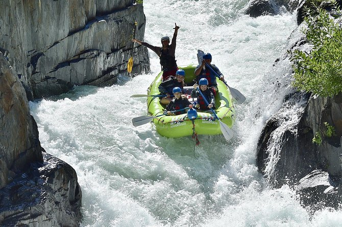 Full Day Middle Fork American River (Class 3-4)