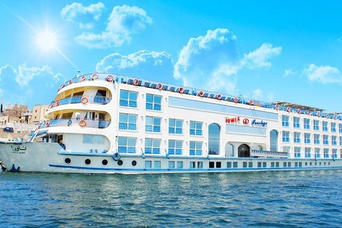 Marsa Alam: 4-Day Aswan and Luxor 5-Star Nile Cruise