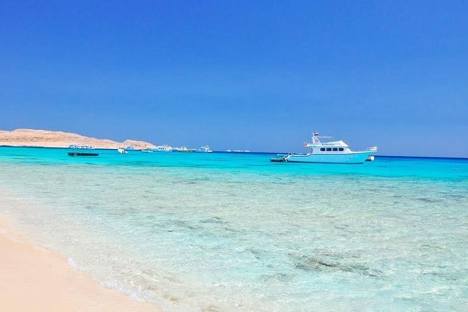 Sharm : Full day Snorkeling Tour to Ras Mohamed & White Island with Lunch