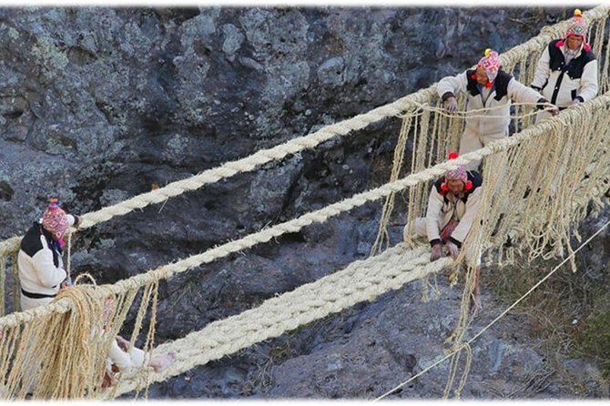 The last inka bridge Qeswachaka -Full day