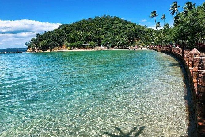 Schooner Trip Only Ilha dos Frades, Leaving Salvador-Bahia.