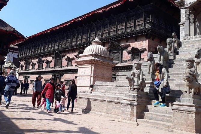Kathmandu City Sightseeing in Sharing Bus