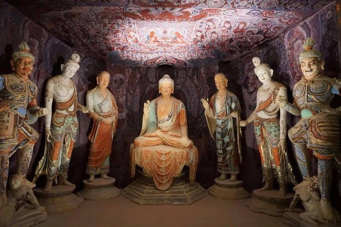 2-Day Private Dunhuang Tour from Lanzhou by Air