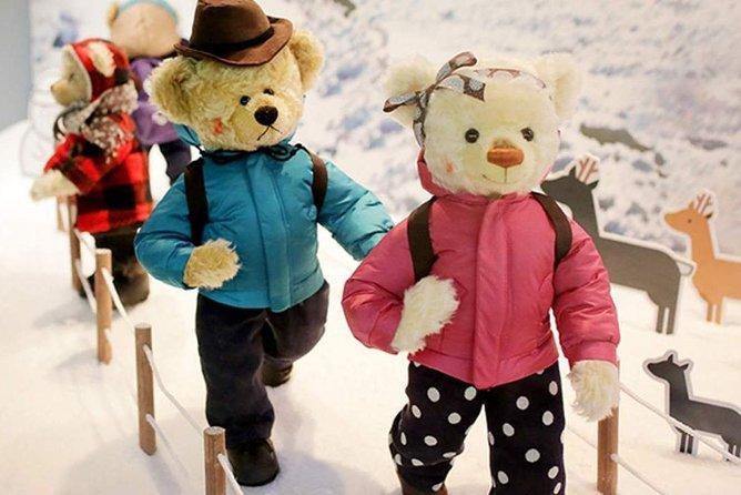Teddy Bear Museum at Pattaya with Return Transfer