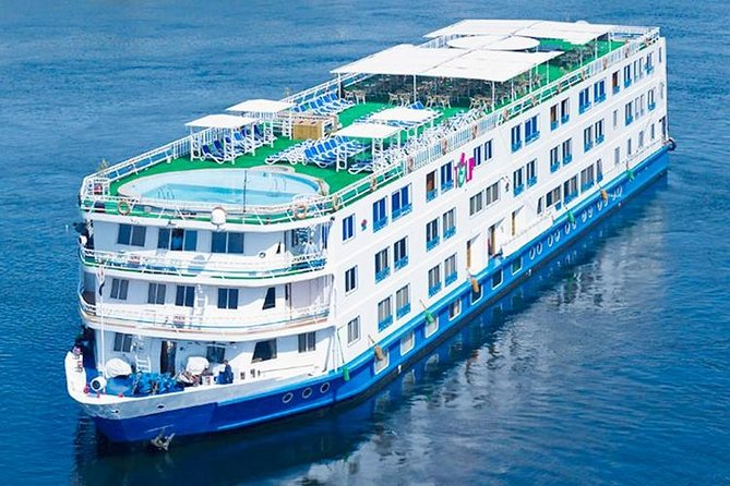 Legend of the Nile - 4 Days ( 5 Stars Nile Cruise Aswan to Luxor& Sightseeing )