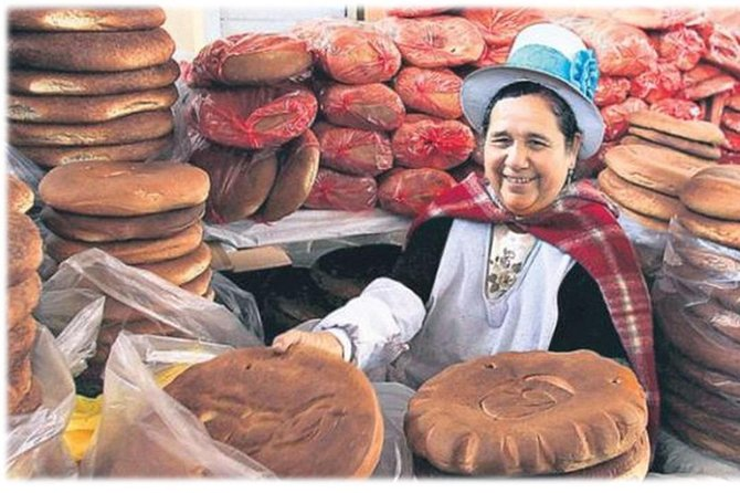 History of Cusco + San Pedro Market