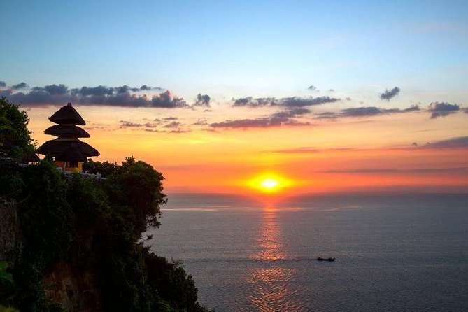 Uluwatu Temple Sunset Tour