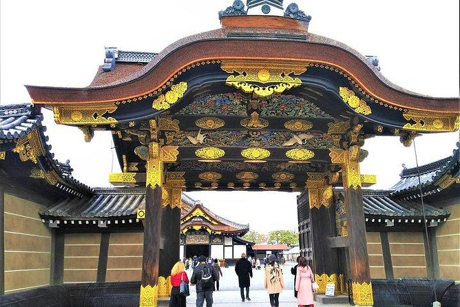 Kyoto Samurai and Geisha Town Private Tour