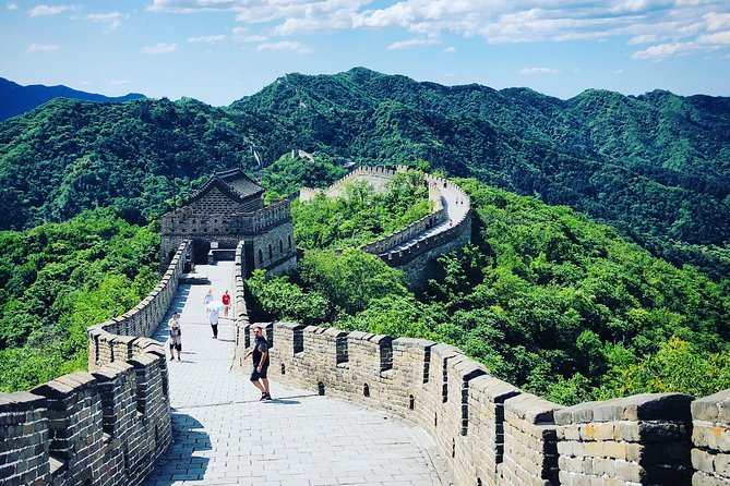 Beijing Layover Tour to Great Wall, Forbidden City and Temple of Heaven