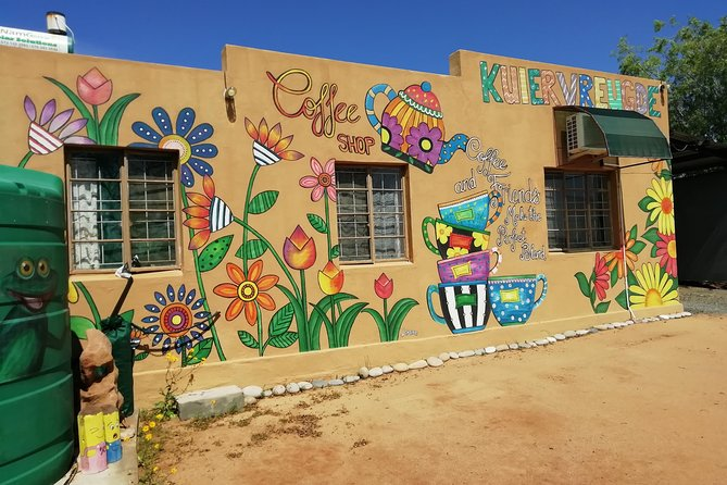 7 Day Flowers of Namaqualand Tour from Port Elizabeth