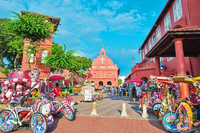 Private Full-Day Historical Malacca Tour from Kuala Lumpur