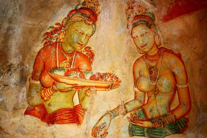 All Inclusive Sigiriya & Dambulla Day Tour from Colombo