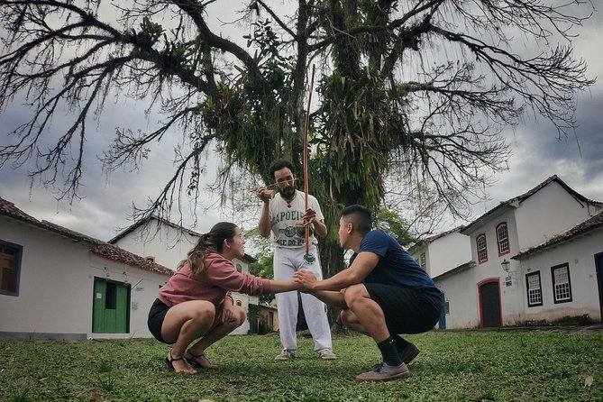 Capoeira Workshop: The Art of Resistance