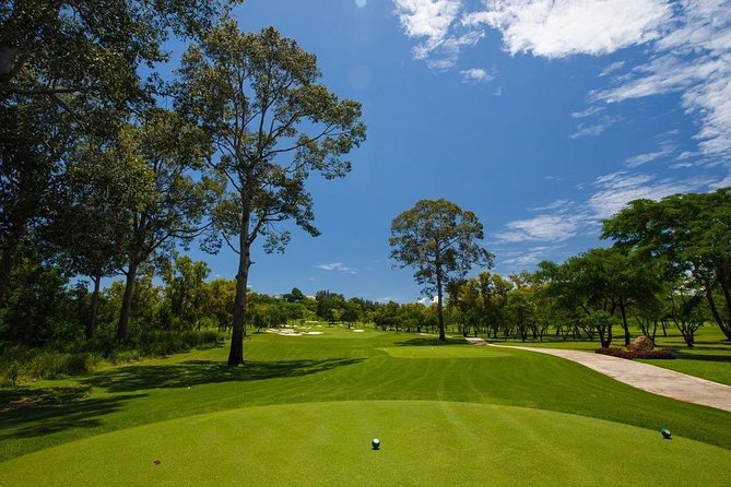 Golf in Pattaya at Siam Country Club, Plantation Course