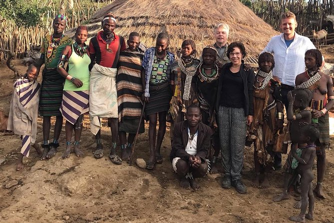 Tour of Southern Ethiopia and the Lower Omo Valley