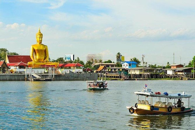 Bangkok Island Hopping Tour with Lunch & Massage