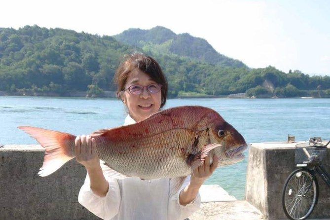 2 Day Trip to the Island with a Population of 7 & Fishing in Hiroshima, Setouchi