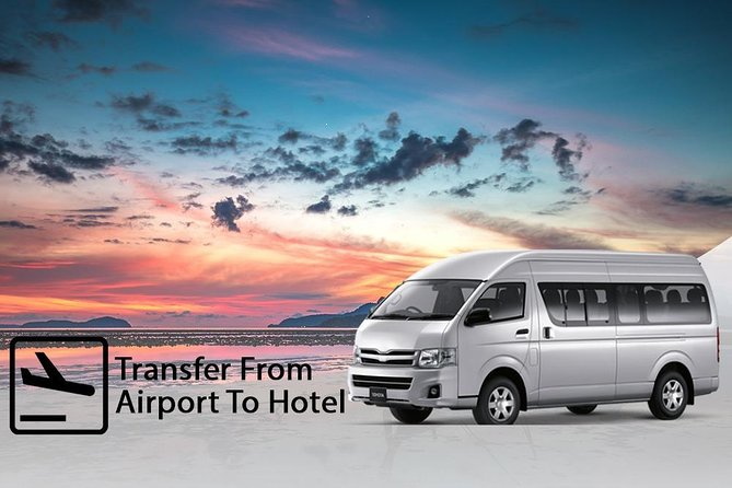 Phuket Airport Arrival – Private Transfer from Airport to Hotel