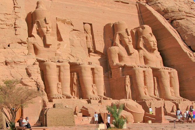 Abu Simbel Full-Day Private Tour from Aswan with Pick Up