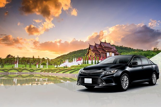 Chiang Mai Airport Arrival – Private Transfer from Airport to Hotel