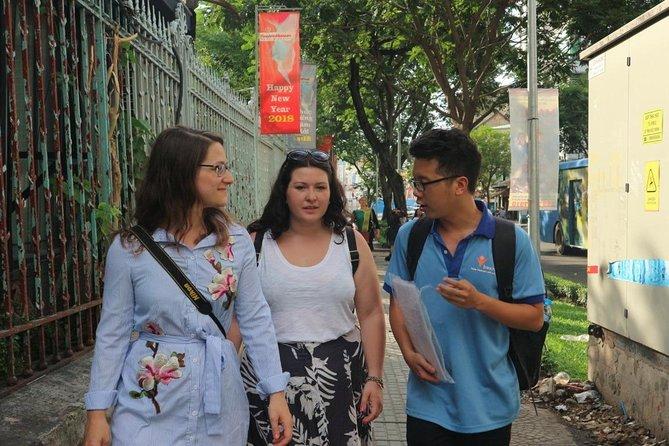 Private Walking Tour of Saigon with Food Tasting