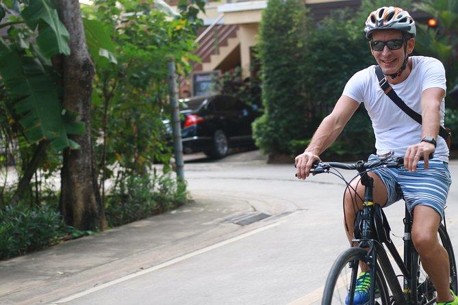 Bangkok's Way of Life by Bicycle