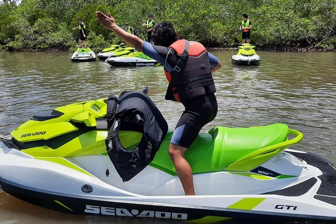 One Hour Private Jet Ski in Bali
