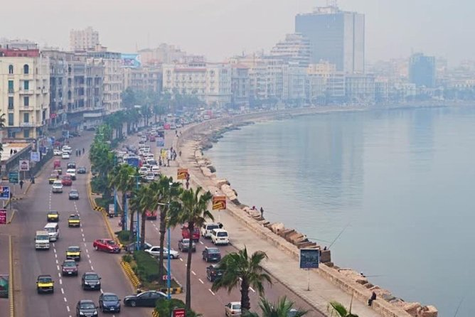 Full-day Private Guided Tour Alexandria with Montaza palace