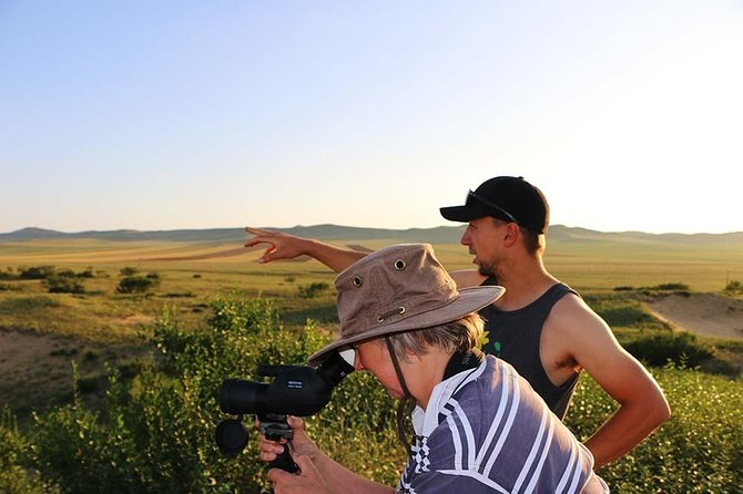 Khustai National Park Day Trip