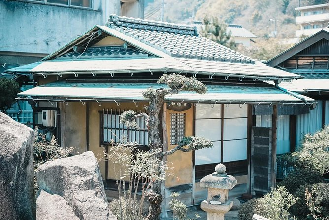 Traditional Private Overnight Experience in Setouchi Islands