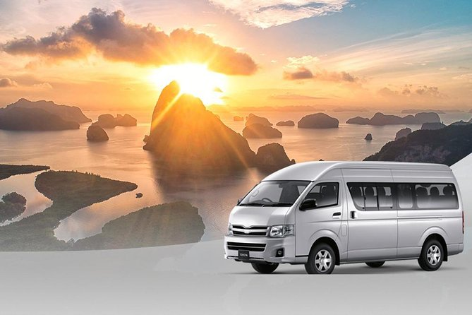 Krabi Airport Arrival – Private Transfer from Airport to Hotel
