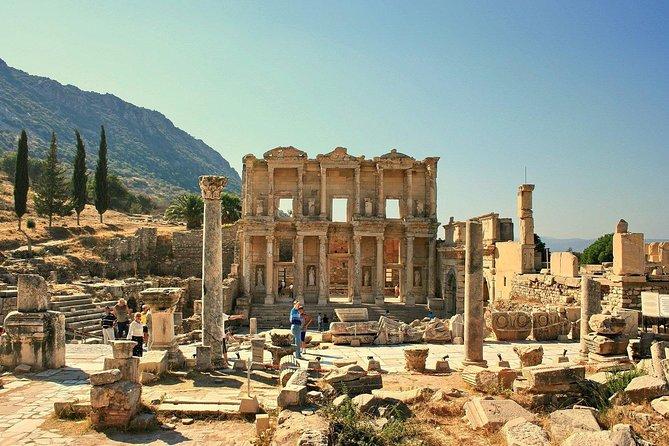 Private Shore Excursion Ephesus-Kusadasi for Your Family
